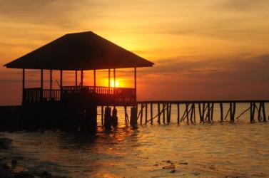 Wyspy Togian, Sulawesi, Indonezja